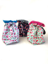 Blossom Project Bag