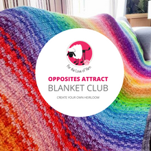 Blanket Club, Opposites Attract 2020