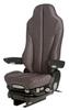 GraMag Dark Grey Cloth Premium Seat
