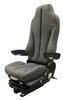 GraMag Dark Grey Syn Leather Standard Seat