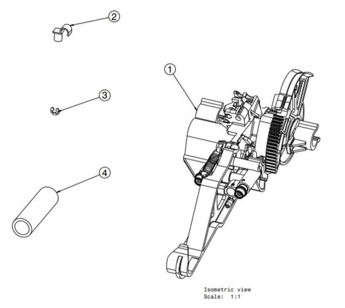 Suspension Level Control (Height Valve or White Gear)