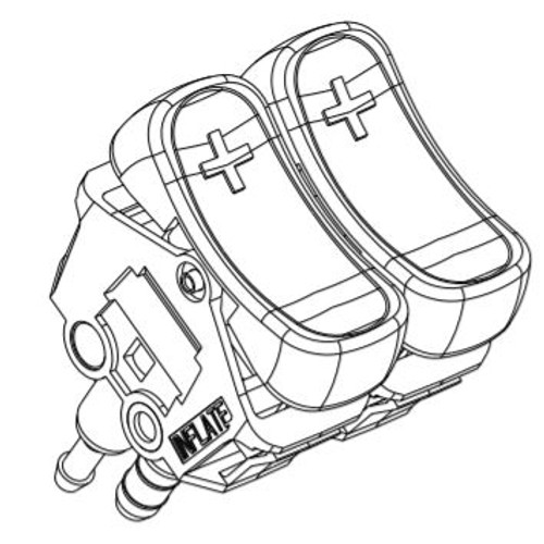 Switch - Lumbar Double - Service Kit