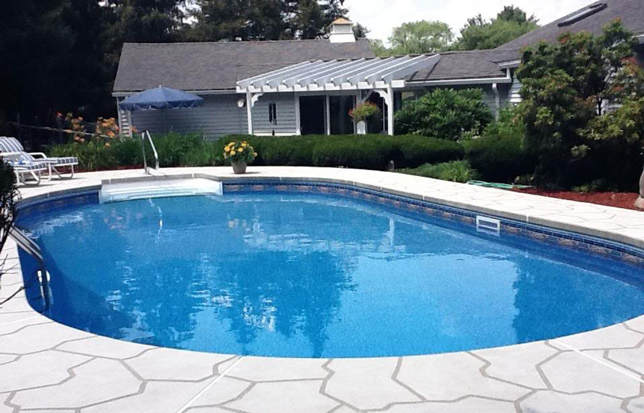 Inground Vinyl Pools E Z Test Pool Supplies Trusted Since 1989