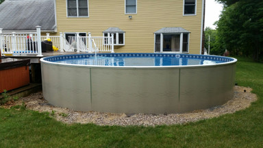 How Do I Choose The Best Above Ground Pool Options Advantages Disadvantages E Z Test Pool Supplies