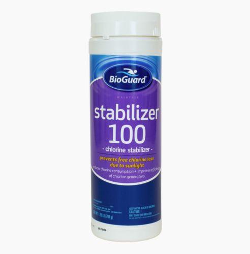 BioGuard Stabilizer 100 - 1.75 Lbs