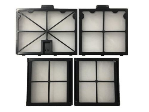 Dolphin Spring Filter Replacement Kit (4 Panels) (9991468-R4), 724131497552