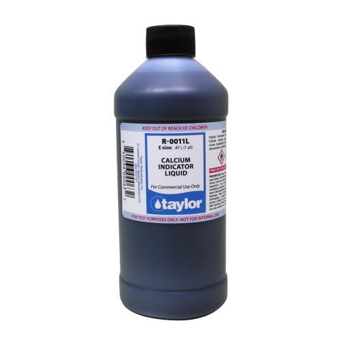 Taylor Calcium Indicator #11 - 16 Oz. Bottle (R-0011L-E)