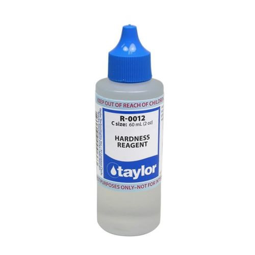 Taylor Hardness Reagent #12 - 2 Oz. (60 mL) Dropper Bottle (R-0012-C)
