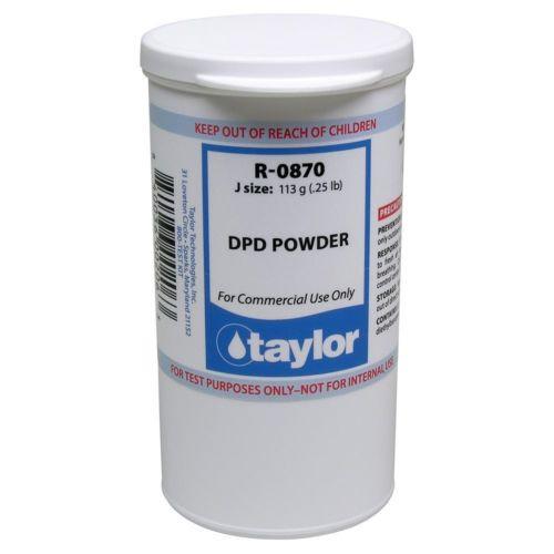 Taylor DPD Powder - 1/4 pound