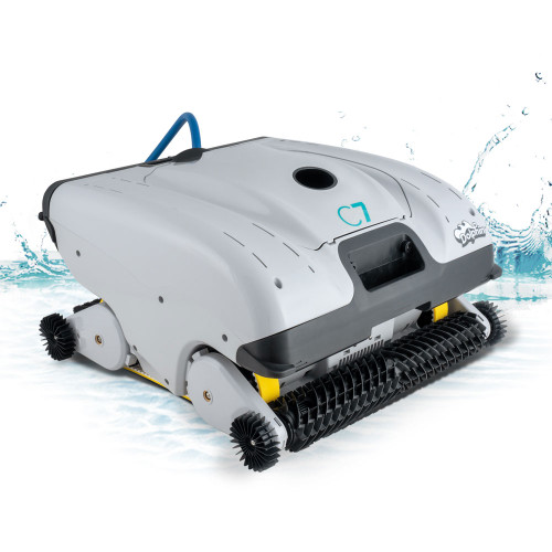 Maytronics Dolphin C7 Commercial Robotic Pool Cleaner (MAY-20-1112)
