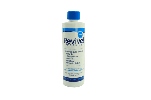REVIVE! Swimming Pool Phosphate and Algae Remover 16 oz.