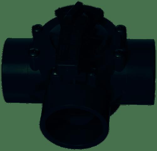 """Jandy 2""""-2.5"""" 3-Port CPVC Gray Valve, 2875 (JDY-56-4048)"""