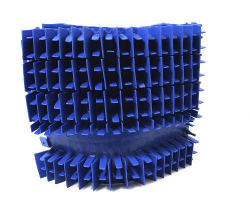 Maytronics Climbing Brushes - Light Blue - 4 Pack (6101646-R4)
