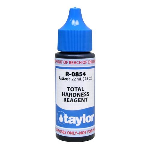 Taylor Total Hardness Reagent - 3/4 Oz. Dropper Bottle (R-0854-A)
