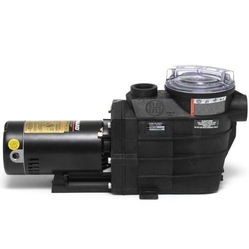HaywardSuper II Up-Rated Single Speed 2HP Pool Pump, 115V/230V (W3SP3015X20AZ)