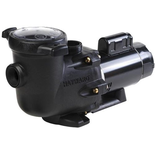 Hayward TriStar Single Speed Up-Rated 2HP Pool Pump, 115V/230V (W3SP3215X20)