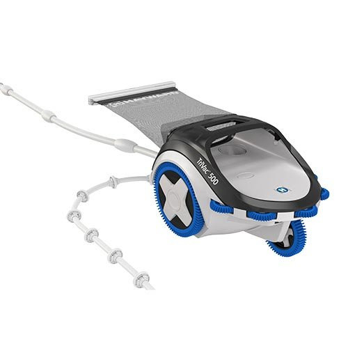 Hayward TriVac 500 Pressure Side Pool Cleaner (W3TVP500C)