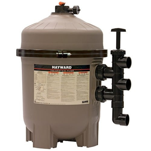 Hayward Pro-Grid Vertical Grid D.E. 36 sq. ft. In-Ground Pool Filter, W3DE3620 (HAY-05-812)
