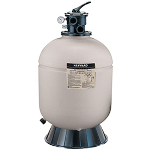 "Hayward Pro Series 1.5"" Top Mount Sand 24""Tank In-Ground Pool Filter, W3S244T (HAY-05-806)"