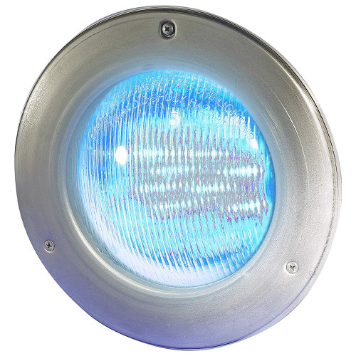 Hayward ColorLogic 4.0 Pool Light Stainless Steel Face Rim LED 120V 100' Cord, W3SP0527SLED100 (HAY-30-1069)
