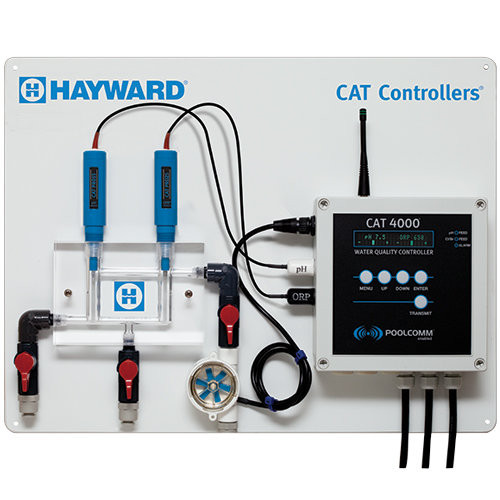 Hayward CAT 4000 Commercial Controller with WIFI Transceive, W3CAT4000WIFI (HAY-45-1017)