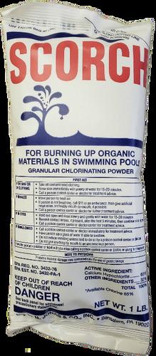 OnGuard Scorch Chlorine Sanitizer ( 1 Bag, 1lb. )