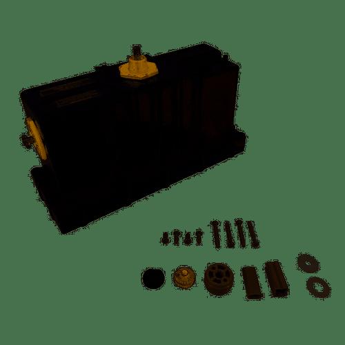 Hayward Motor Assembly (RCX341195), 610377268479, AQV-201-1858