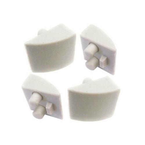 Hayward Pod Shoes, Ceramic, Pack of 4, AXV014CP (ARN-201-1015)