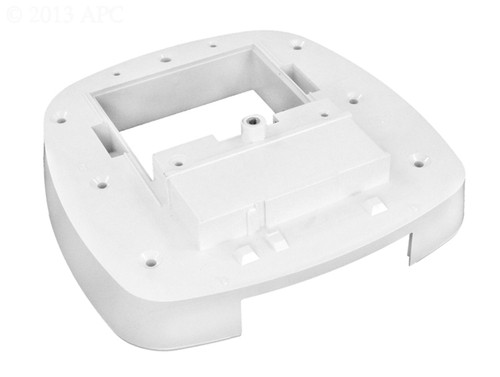 Hayward Navigator And Pool Vac Ultra Body Lower Middle AD PV, White, AXV050CWH (ARN-201-1026)