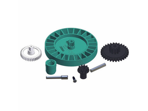 Hayward Medium Turbine Spindle Gear Kit for Pool Vac Navigatort, AXV079VP (ARN-201-1035)