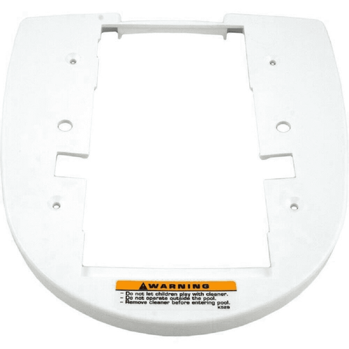Hayward PoolVac Ultra Bumper Assembly, White  (AXV429WHP), 610377527019, HAY-201-1061