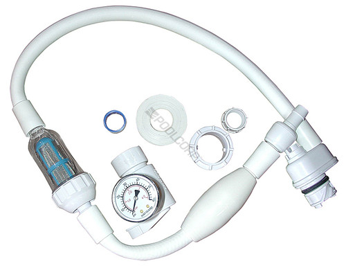 Hayward Wall Connector With Inline Filter And Hoses, AX5600HWA3 (HAY-201-5040)