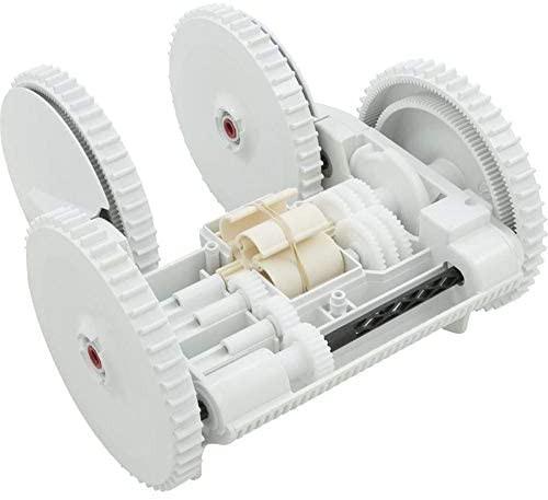 Hayward Poolvergnuegen Conversion Lower Body 4 Wheel Suction Cleaner Kit, White, PVGXH808KIT (PVN-201-1105)