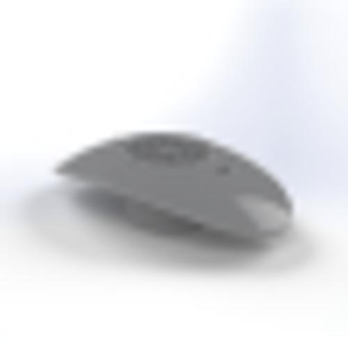 Maytronics Impeller Cover For DX4, 9982343
