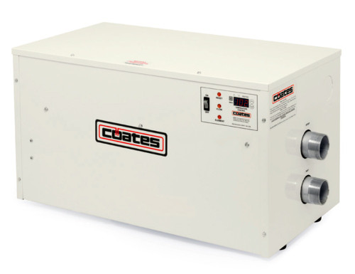 Coates PHS Series Electric Pool & Spa Heater 54KW, 480V, 65A (34854PHS-4)