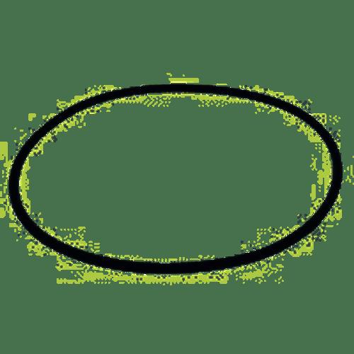 Pentair Multiport Valve Cover O-Ring 14971-SM20E7 (STA-061-7003)