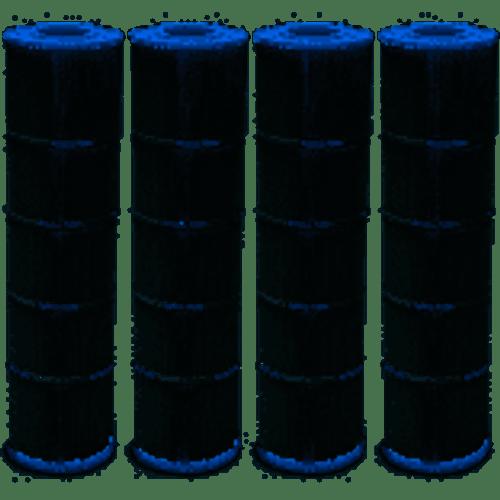 Pleatco Filter Cartridge for Pentair Clean & Clear Plus 420, 4 Pack, PCC105-PAK4 (PLE-051-9463)
