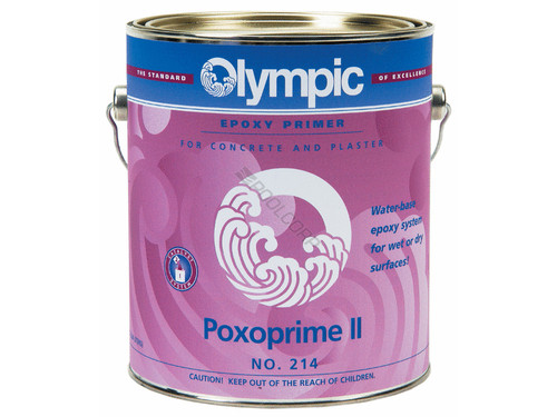 Kelley Olympic Poxoprime II Epoxy Primer Gallon for Uncoated Concrete 214G (KEL-65-6003)
