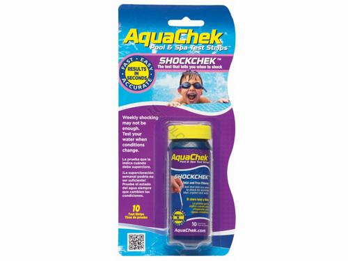 AquaChek Shockchek Test Strip, 512254 (AQC-47-2254)
