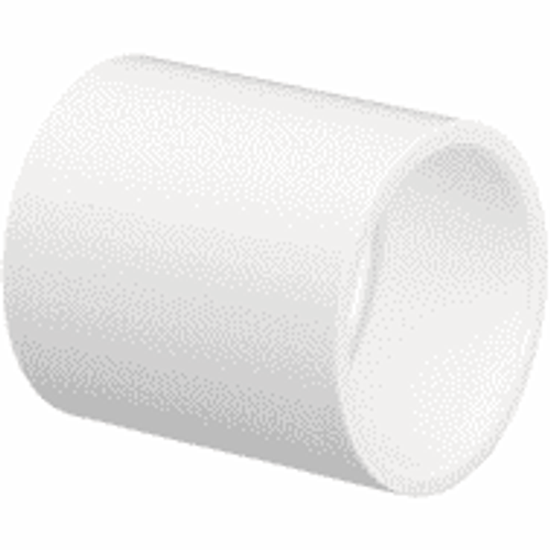 """Lasco 3"""" Schedule 40 PVC Slip Coupling Socket Slip x Slip 429030 (LAS-56-4269)"""
