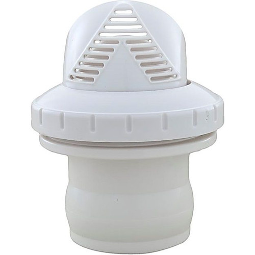 "Infusion Pool Products Venturi Return Fitting Self Aligning Slip 1.5"" Inlet, White, VRFSASWT"