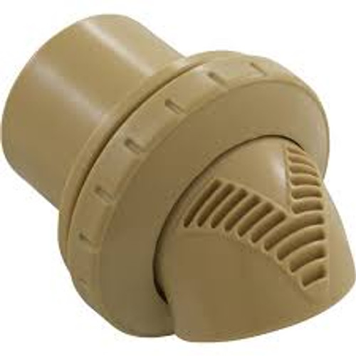 "Infusion Pool Products Venturi Return Fitting  Standard Insert Slip 1.5"" Inlet, Tan, VRFSISTN"