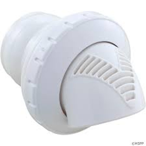 """Infusion Inlet Fitting Venturi 2"""" Self Aligning Slip with Flange, White, VRFSAF2WH"""