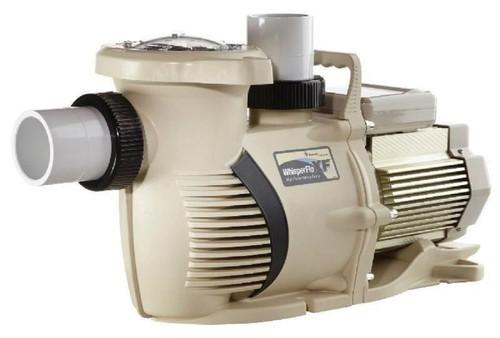 Pentair WhisperFloXF 3-Phase TEFC Premium Efficient High Performance Pump with Super-Duty Motor, 5 HP, 208-230/460 V, 022019 (PUR-10-2019)