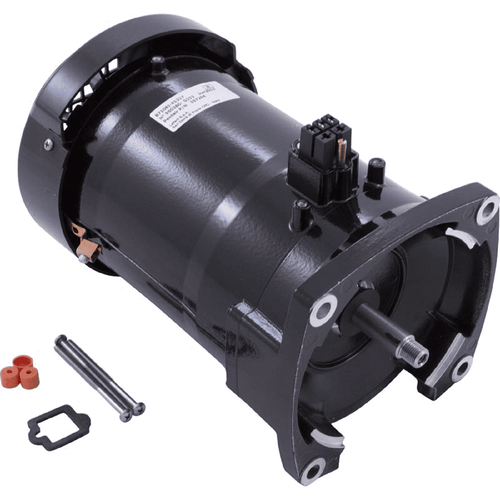 Pentair 4.3 HP Pump Motor VFD Square Flange 56Y, 1-Phase, 230 Volts, 3.2 kW, Black, 357294S (STA-101-7294)