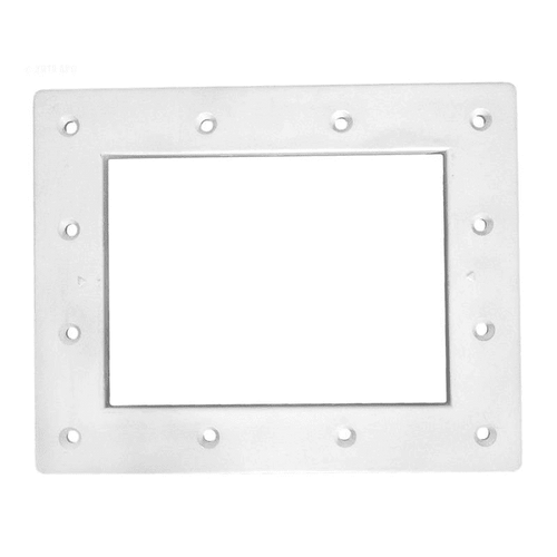 Pentair Face plate, Standard Throat, White 516264 (PAC-251-6264)