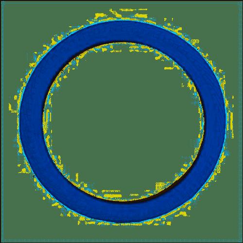 "Hammerhead 20"" Replacement Tire, Blue, HH1050B (HPP-201-2028)"