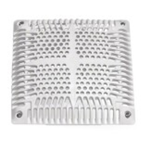 """Hayward 18"""" Square Main Drain Cover With Inner Frame Low Velocity , WGX1033BLV2 (HAY-25-1916)"""