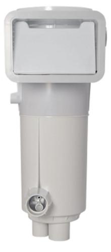 Paramount Paraskim Venturi Skimmer, White With Beige Lid, 004-702-1001-07 (PMT-25-3134)