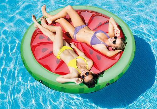 Intex Watermelon Island Water Float 56283EP (ITX-90-1004)